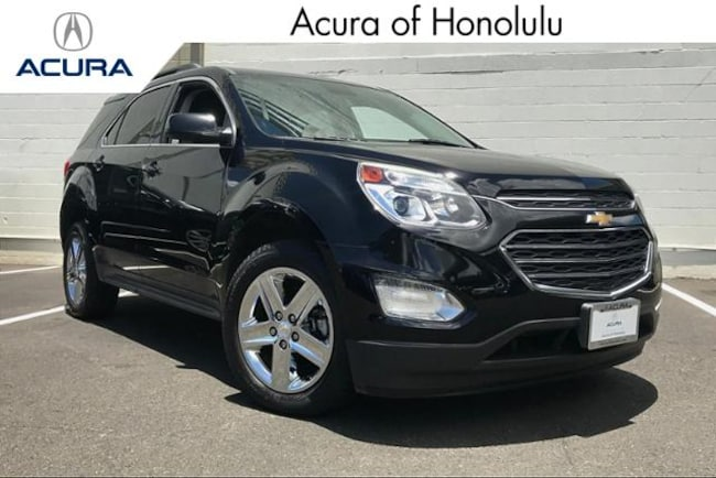 Used 2016 Chevrolet Equinox LT SUV Honolulu, HI