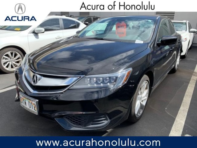 2016 Acura ILX 2.4L w/AcuraWatch Plus Package (A8) Sedan Medford, OR