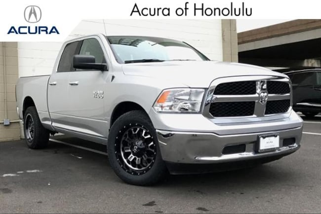 Used 2017 Ram 1500 SLT Truck Quad Cab Honolulu, HI