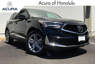 New 2019 Acura RDX with Advance Package SUV Honolulu, HI