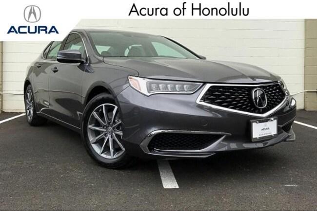 New 2020 Acura TLX Base Sedan Honolulu