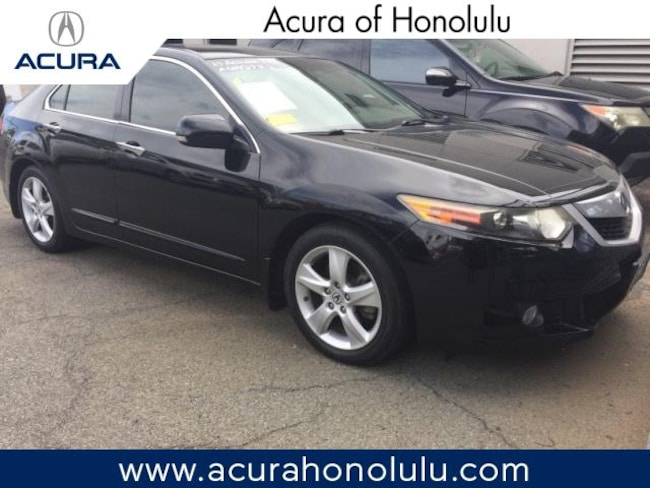 Used 2010 Acura TSX 2.4 Sedan Honolulu, HI