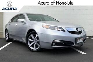 Used 2013 Acura TL TL Sedan Honolulu, HI