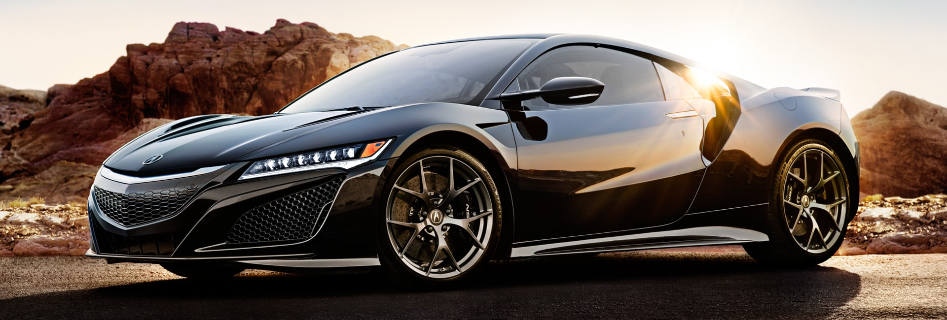 2017 Acura NSX Exterior Features
