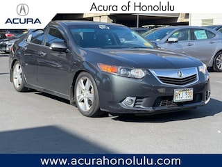 Used 2013 Acura TSX TSX 5-Speed Automatic Sedan Honolulu, HI