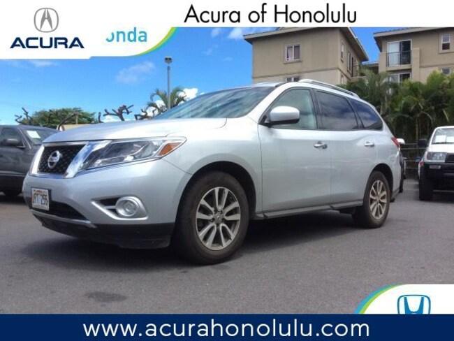Used 2016 Nissan Pathfinder S SUV Honolulu, HI