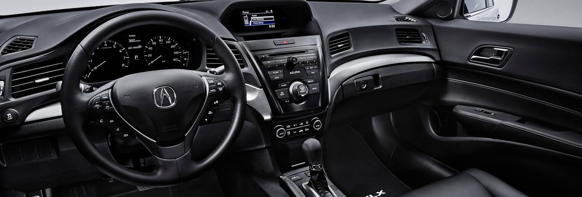 2017 Acura ILX Interior Features