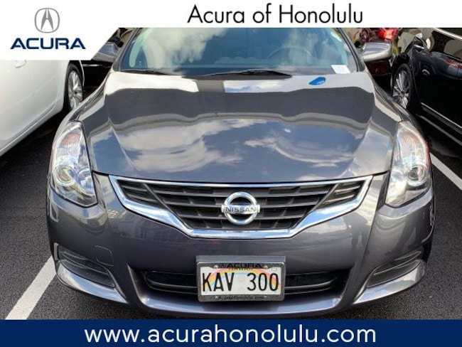 Used 2013 Nissan Altima 2.5 S Coupe Honolulu, HI