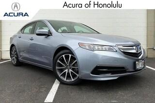 Used 2016 Acura TLX TLX 3.5 V-6 9-AT P-AWS Sedan Honolulu, HI