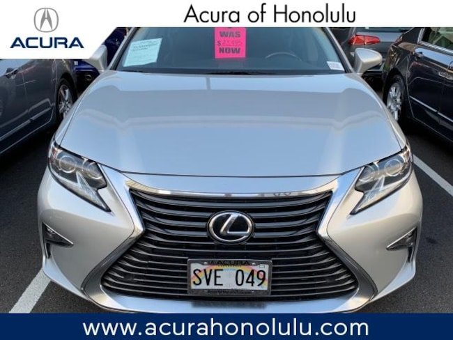 Used 2016 LEXUS ES 350 Sedan Honolulu, HI
