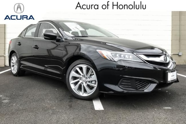 2018 Acura ILX with Technology Plus Sedan Medford, OR