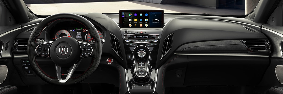 2018 Acura RDX Interior Features