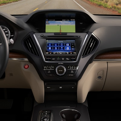 2020 Acura MDX Stay Connected On the Go