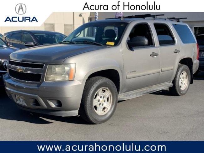 Used 2007 Chevrolet Tahoe SUV Honolulu, HI