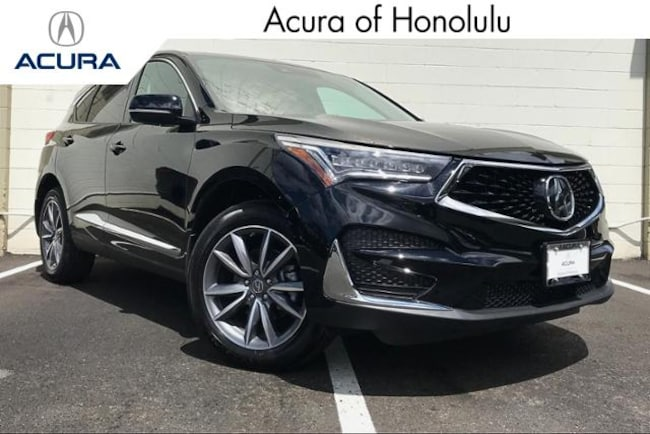 New 2020 Acura RDX with Technology Package SUV Honolulu