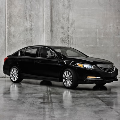 2017 Acura RLX Top Safety Pick