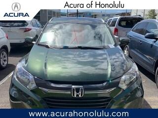 Used 2016 Honda HR-V EX-L w/Navigation FWD SUV Honolulu, HI