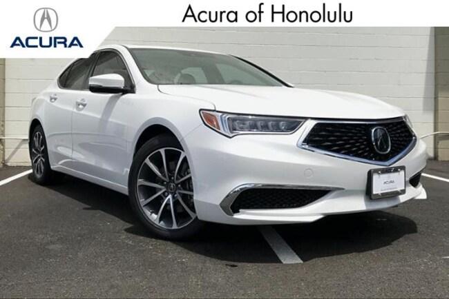 New 2019 Acura TLX 3.5 V-6 9-AT P-AWS Sedan Honolulu