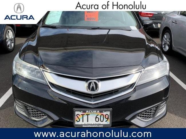 2016 Acura ILX 2.4L (A8) Sedan Medford, OR
