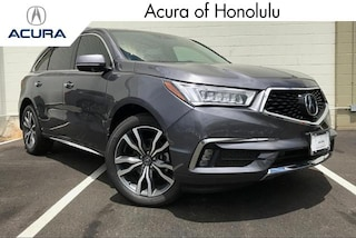 New 2019 Acura MDX with Advance Package SUV Honolulu, HI