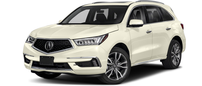 New 2018 Acura MDX at Acura of Honolulu