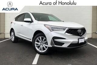 New 2020 Acura RDX Base SUV Honolulu, HI