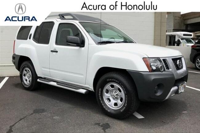 Used 2015 Nissan Xterra X SUV Honolulu, HI