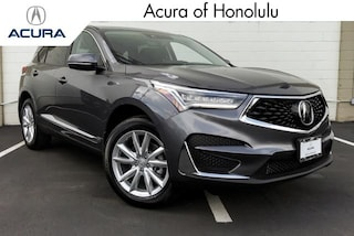 New 2019 Acura RDX SH-AWD SUV Honolulu, HI