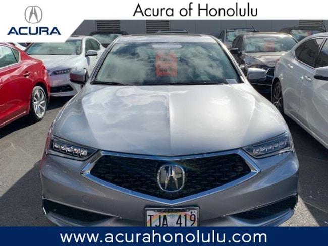 Used 2018 Acura TLX 2.4L Sedan Honolulu, HI