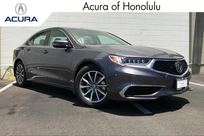 New 2020 Acura TLX Base Sedan Honolulu