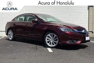Used 2016 Acura ILX 2.4L w/Premium Package (A8) Sedan Honolulu, HI