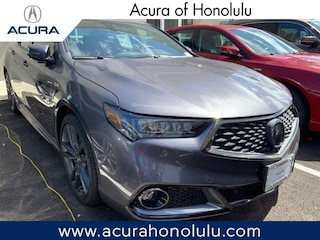 New 2019 Acura TLX 3.5 V-6 9-AT P-AWS with A-SPEC Sedan Honolulu, HI