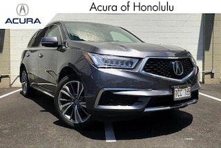 Used 2017 Acura MDX V6 with Technology Package SUV Honolulu, HI