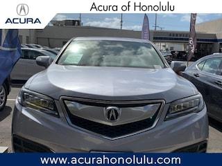 Used 2016 Acura RDX RDX SUV Honolulu, HI