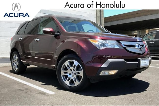 Used 2009 Acura MDX 3.7L SUV Honolulu, HI