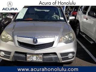 Used 2010 Acura RDX Base w/Technology Package SUV Honolulu, HI