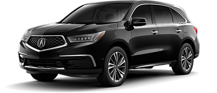 New 2018 Acura MDX Tech at Acura of Honolulu