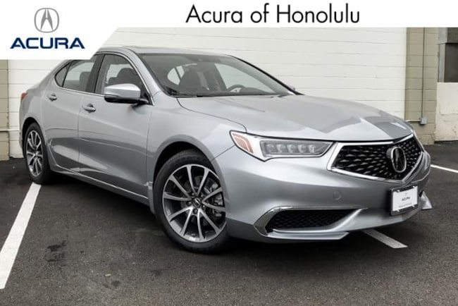New 2019 Acura TLX 3.5 V-6 9-AT SH-AWD Sedan Honolulu