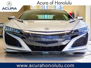 New 2019 Acura NSX Base Coupe Honolulu, HI
