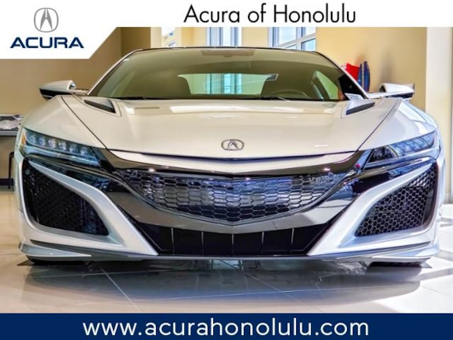 New 2019 Acura NSX Base Coupe Honolulu