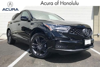 New 2020 Acura RDX SH-AWD with A-Spec Package SUV Honolulu, HI