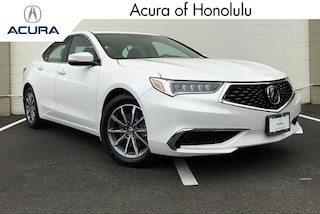 New 2020 Acura TLX with Technology Package Sedan Honolulu, HI