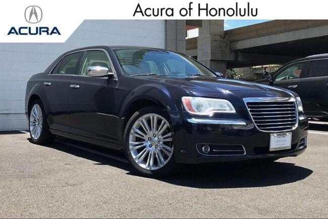 Used 2011 Chrysler 300 Limited Sedan Honolulu, HI