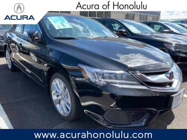 2018 Acura ILX with Technology Plus Sedan Medford, OR
