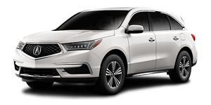 2017 Acura MDX for sale at Acura of Honolulu