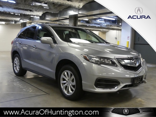 2017 Acura RDX AcuraWatch Plus Package AWD