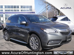 2016 Acura MDX MDX SH-AWD with Technology Package