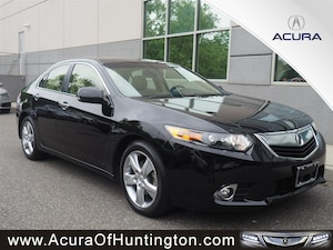 2013 Acura TSX 5-Speed Automatic