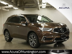 2019 Acura MDX SH-AWD with Advance Package SH-AWD w/Advance Pkg