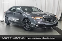 New 2019 Acura TLX 2.4 8-DCT P-AWS with A-SPEC Sedan Johnston, IA